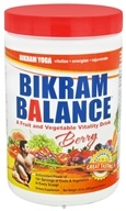 Bikram Balance - Fruit and Vegetable Vitality Drink Berry Flavor - 10 oz. by Bikram Balance