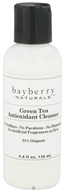 Bayberry Naturals - Antioxidant Cleanser Green Tea - 4.6 oz., from category: Personal Care