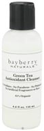 Image of Bayberry Naturals - Antioxidant Cleanser Green Tea - 4.6 oz.