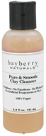 Bayberry Naturals - Clay Cleanser Pure & Smooth - 4.8 oz. by Bayberry Naturals