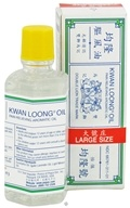 Prince of Peace - Kwan Loong Oil - 1 oz.