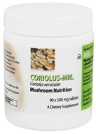 Prince of Peace - Coriolus-MRL Mushroom Nutrition 500 mg. - 90 Tablets - $19.91