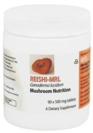 Image of Prince of Peace - Reishi-MRL Mushroom Nutrition 500 mg. - 90 Tablets