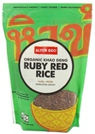 Image of Alter Eco - Organic Khao Deng Ruby Red Rice - 1 lb.