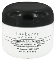 Bayberry Naturals - Calendula Buttercream - 2 oz., from category: Personal Care