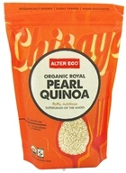 Alter Eco - Organic Royal Pearl Quinoa - 1 lb. (188244000137)