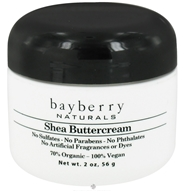Bayberry Naturals - Shea Buttercream - 2 oz. - $14.36