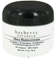 Bayberry Naturals - Shea Buttercream - 2 oz.