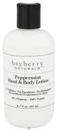 Bayberry Naturals - Hand & Body Lotion Peppermint - 8.7 oz. by Bayberry Naturals