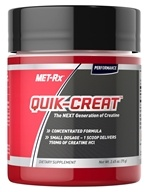 MET-Rx - Quik-Crete Powder Creatine HCl 750 mg. - 2.65 oz.