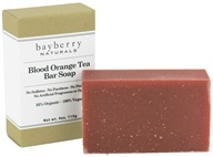 Bayberry Naturals - Bar Soap Blood Orange Tea - 4 oz. - $6.26