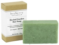 Bayberry Naturals - Bar Soap Herbal Garden - 4 oz.