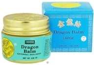 Superior Trading Company - Dragon Balm White Large - 0.66 oz. by Superior Trading Company