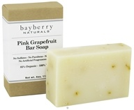 Image of Bayberry Naturals - Bar Soap Pink Grapefruit - 4 oz.