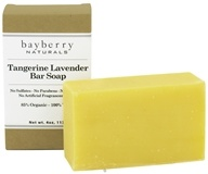 Image of Bayberry Naturals - Bar Soap Tangerine Lavender - 4 oz.