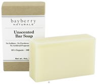 Bayberry Naturals - Bar Soap Unscented - 4 oz. - $6.26