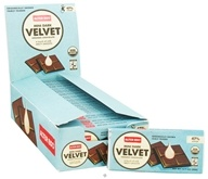 Alter Eco - Organic Chocolate Mini Dark Velvet 47% Cocoa - 0.71 oz. DAILY DEAL