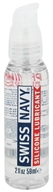 MD Science Lab - Swiss Navy Silicone Lubricant - 2 oz.
