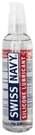 Image of MD Science Lab - Swiss Navy Silicone Lubricant - 8 oz.