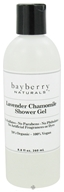 Image of Bayberry Naturals - Shower Gel Lavender Chamomile - 8.8 oz.