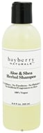 Image of Bayberry Naturals - Shampoo Aloe & Shea Herbal - 8.8 oz.