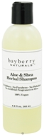 Bayberry Naturals - Shampoo Aloe & Shea Herbal - 8.8 oz. by Bayberry Naturals
