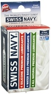 Image of MD Science Lab - Swiss Navy Premium Lubricant Variety Pack - 12 Packet(s)