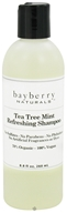 Bayberry Naturals - Shampoo Tea Tree Mint Refreshing - 8.8 oz. by Bayberry Naturals