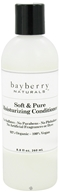 Image of Bayberry Naturals - Conditioner Soft & Pure Moisturizing - 8.8 oz.