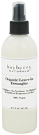 Bayberry Naturals - Organic Leave-In Detangler - 8.7 oz., from category: Personal Care