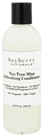 Bayberry Naturals - Conditioner Refreshing Tea Tree Mint - 8.8 oz. by Bayberry Naturals