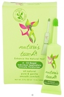 Nature's Touch - Intimate Moisturizer Oil-Based Individual Applicators - 4 x 5 ml Tubes (605793000475)