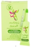 Nature's Touch - Intimate Moisturizer Oil-Based Individual Applicators - 4 x 5 ml Tubes