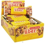 Larabar - Uber Bananas Foster Bar - 1.42 oz., from category: Nutritional Bars
