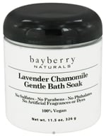 Image of Bayberry Naturals - Bath Soak Lavender Chamomile Gentle - 11.5 oz.