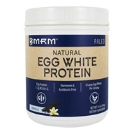 Image of MRM - All Natural Egg White Protein French Vanilla - 12 oz.