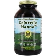 Image of HealthForce Nutritionals - Chlorella Manna - 1500 Vegetarian Tablets