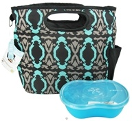 Blue Avocado - Preserve Clutch Kit Black Baroque - 2 Piece(s), from category: Housewares & Cleaning Aids