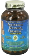 HealthForce Nutritionals - Intestinal Drawing Formula Version 5 with Zeolite - 105 Vegetarian Capsules