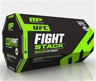 Muscle Pharm - UFC Fight Stack Exclusive Limited Edition with Fruit Punch Assault, Lemon Lime Amino One by Muscle Pharm