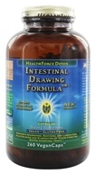 HealthForce Nutritionals - Intestinal Drawing Formula Version 5 with Zeolite - 260 Vegetarian Capsules
