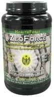 HealthForce Nutritionals - ZeoForce Zeolite Detoxify Daily Powder - 1500 Grams