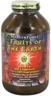 HealthForce Nutritionals - Fruits of the Earth Version 2.0 Powder - 360 Grams, from category: Nutritional Supplements