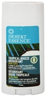 Desert Essence - Deodorant Tropical Breeze - 2.5 oz.