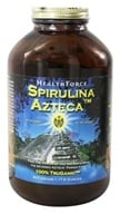 HealthForce Nutritionals - Spirulina Azteca Powder - 500 Grams - $39.95
