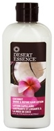 Desert Essence - Shine and Refine Hair Lotion Coconut - 6.4 oz.