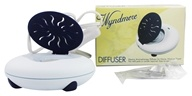 Image of Wyndmere Naturals - Aromatherapy Diffuser Electric 1.5 in. x 5 in. Blue