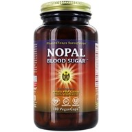 HealthForce Nutritionals - Nopal Blood Sugar - 180 Vegetarian Capsules