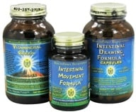 HealthForce Nutritionals - Healing Cleanse Kit Level 1 - 3 Piece(s), from category: Detoxification & Cleansing