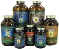 HealthForce Nutritionals - Healing Cleanse Kit Level 3 - 7 Piece(s), from category: Detoxification & Cleansing